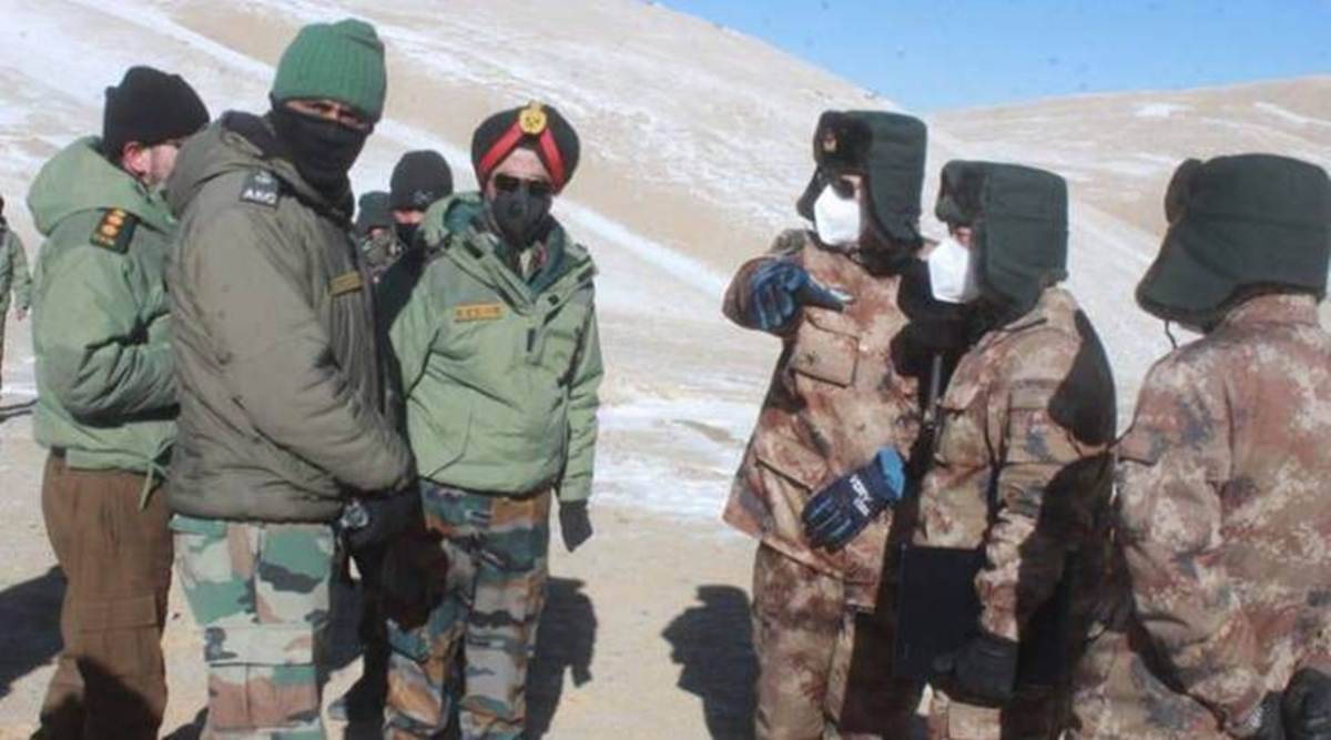 Pangong disengagement: Delhi cautious, points to work in progress; military, diplomatic moves shaped result