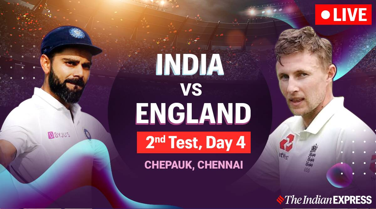 India vs England 2nd Test, Day 4 Highlights: Axar bags five, IND win by 317 runs