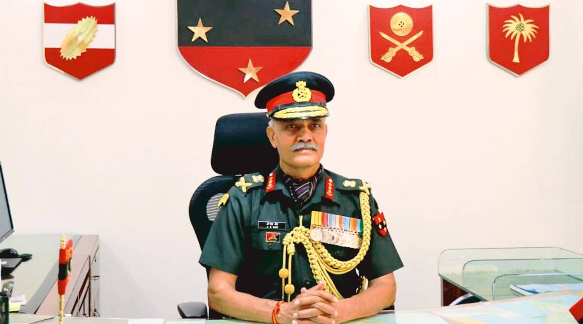 JS Nain, Army's Southern Command, Indian Army, LIEUTENANT GENERAL, Pune news, Indian express news