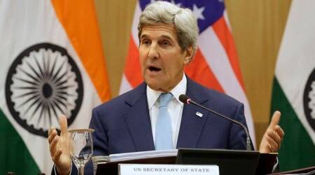 John Kerry, Narendra Modi, India-US ties