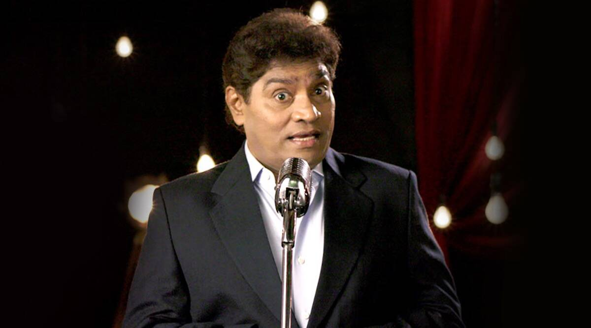 Johnny Lever, johny lever, Johnny Lever age, Johnny Lever films, Johnny Lever Baazigar, Johnny Lever Khiladi, Johnny Lever Unluclass, Johnny Lever interview, Johnny Lever comedy, Johnny Lever instagram, Johnny Lever facebook, indian express lifestyle