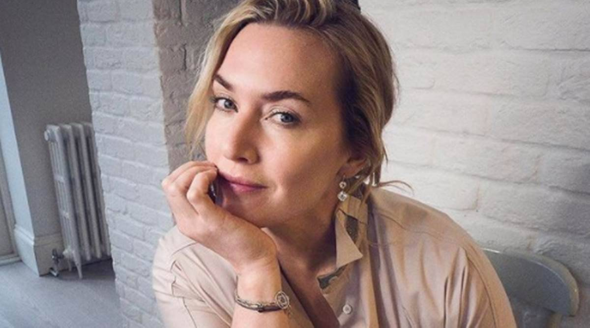Kate Winslet, Kate Winslet weight and appearance, Kate Winslet films, Kate Winslet interview, Kate Winslet weight issues, indian express news