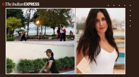 Katrina Kaif, badminton, badminton for fitness, badminton benefits, health benefits, badminton for health, siddhant chaturvedi fitness, udaipur badminton,