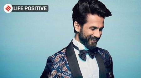 Shahid Kapoor, Life Positive, Indian Express, actor Shahid Kapoor, Shahid Kapoor quotes, Shahid Kapoor birthday