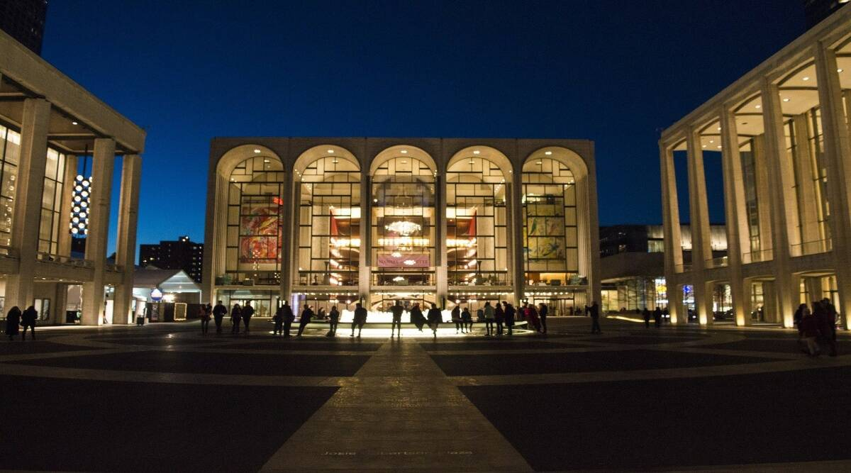 Lincoln Center, New York, Lincoln New York, Indian Express