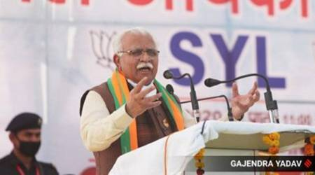 Haryana CM Khattar's flying squad seizes 245 cartons of liquor