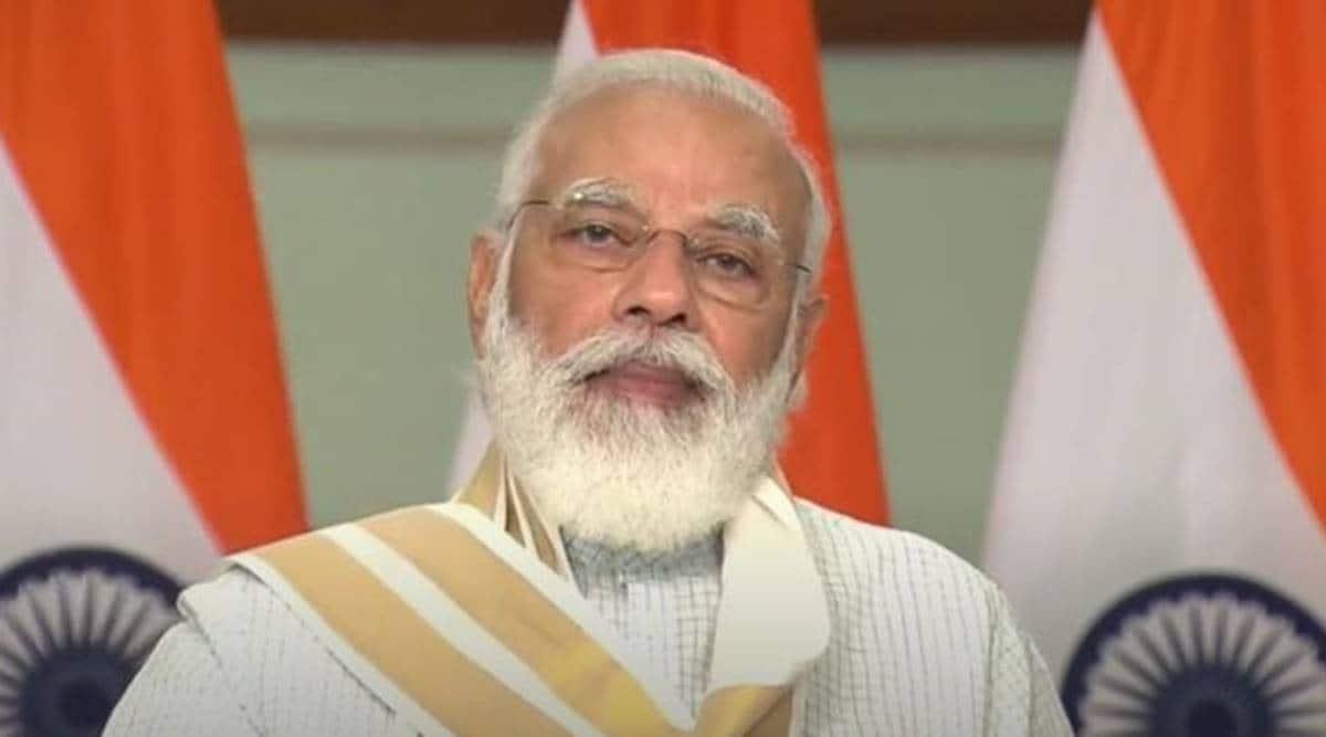 Narendra Modi, Visva-Bharati University, Pm modi to visit Kolkata, JP Nadda, indian express news