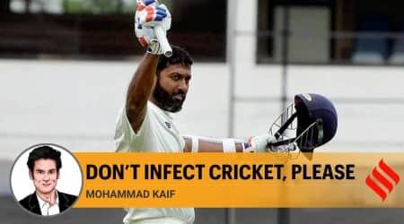 Mohammad Kaif, Mohammad Kaif writes, cricket, wasim jaffer, wasim jaffer resignation, bcci, wasim jaffer communalism, Uttarakhand coach, indian express opinion