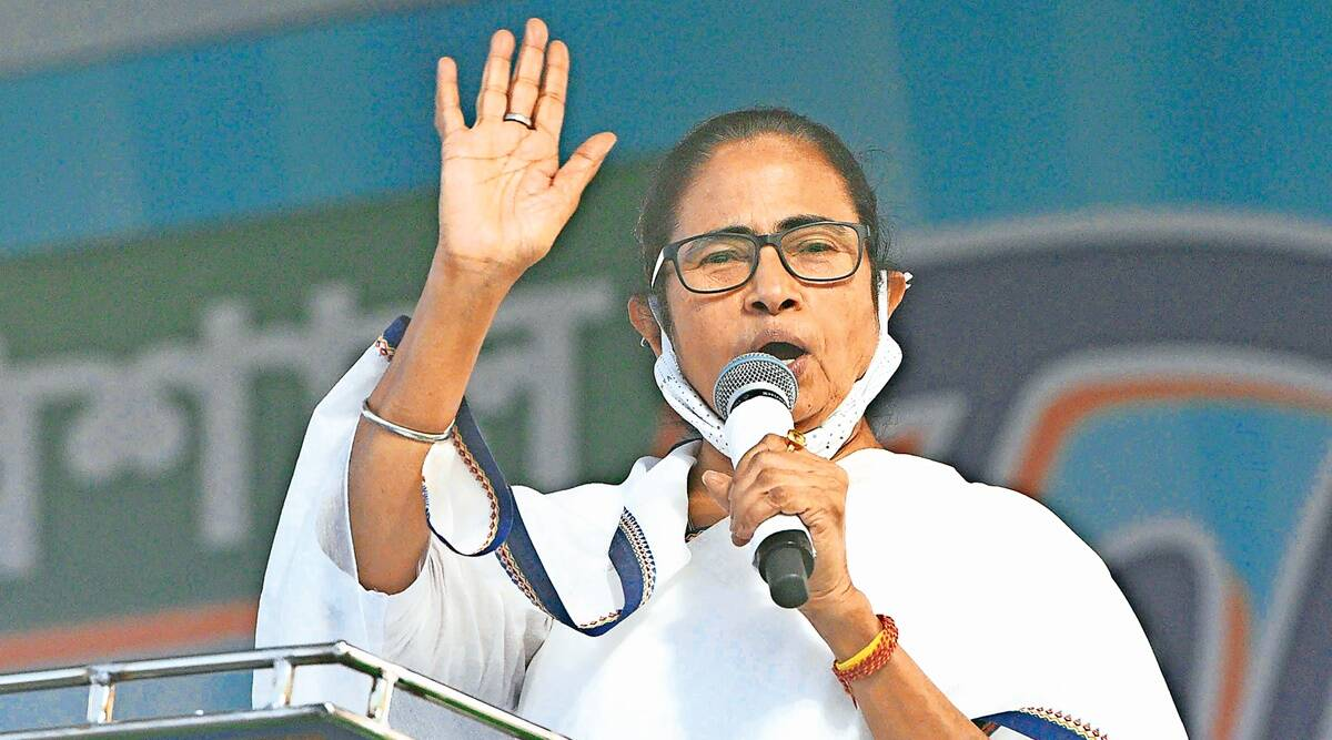 mamata banerjee, west bengal polls, west bengal elections, mamata benerjee schemes, west bengal news, indian express news