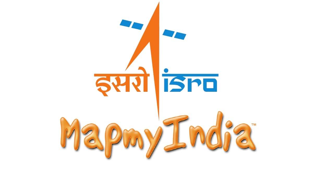 ISRO, google maps, MapmyIndia,