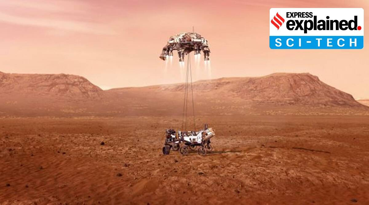 Explained: With NASA's Perseverance and China's Tianwen-1, a flurry of missions to Mars - The Indian Express