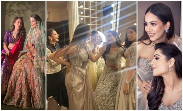 Mira Rajput Kapoor friends wedding 820
