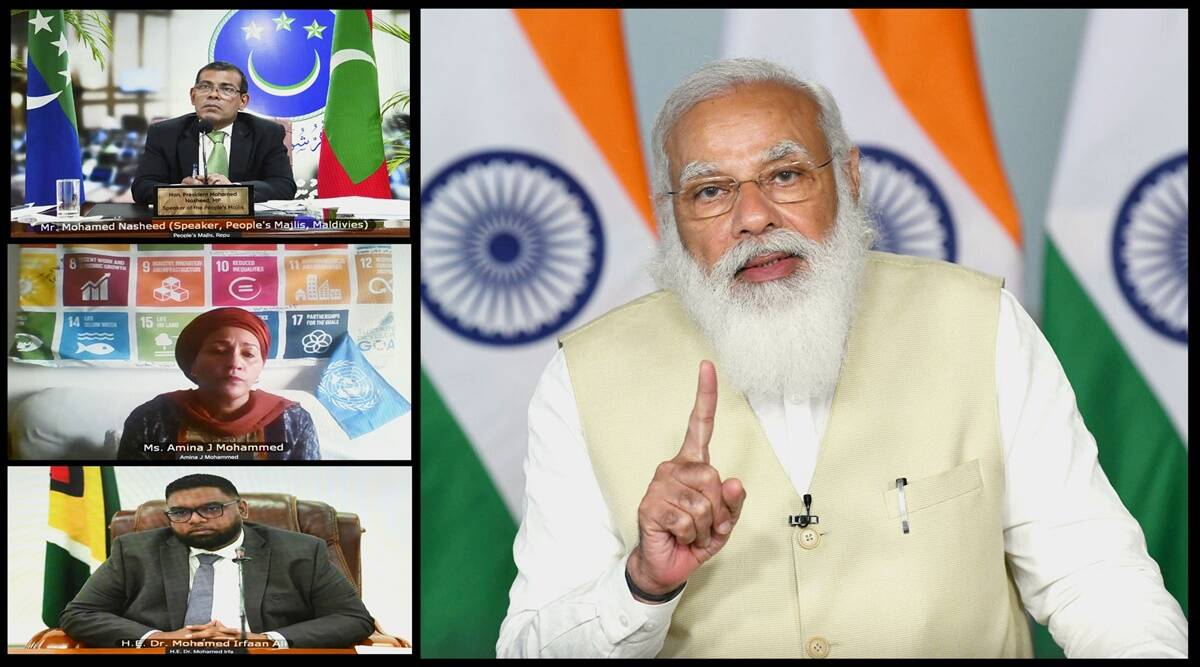 UN, covid-19, Narendra Modi