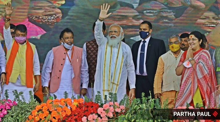 Modi in Bengal