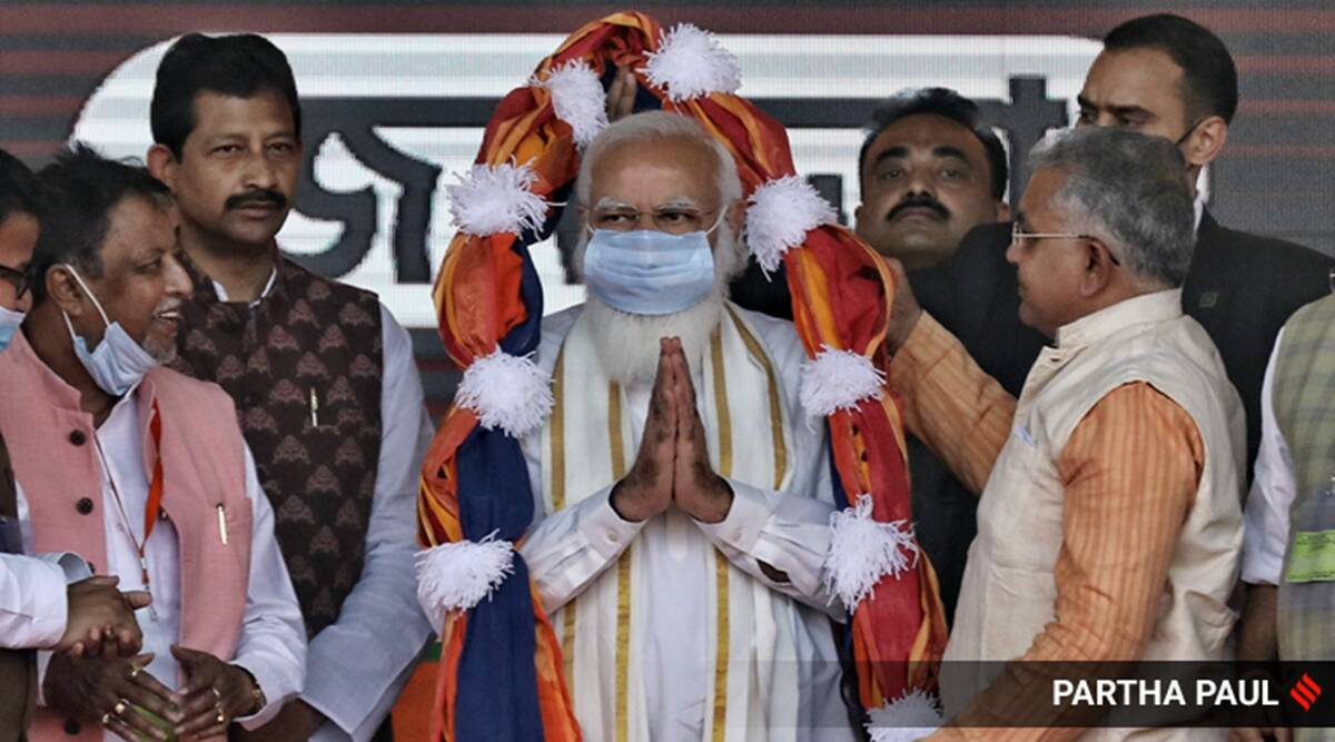 Assembly Elections 2021 Live Updates: PM Modi to hold mega rally in Bengal; Amit Shah tours Tamil Nadu, Kerala today