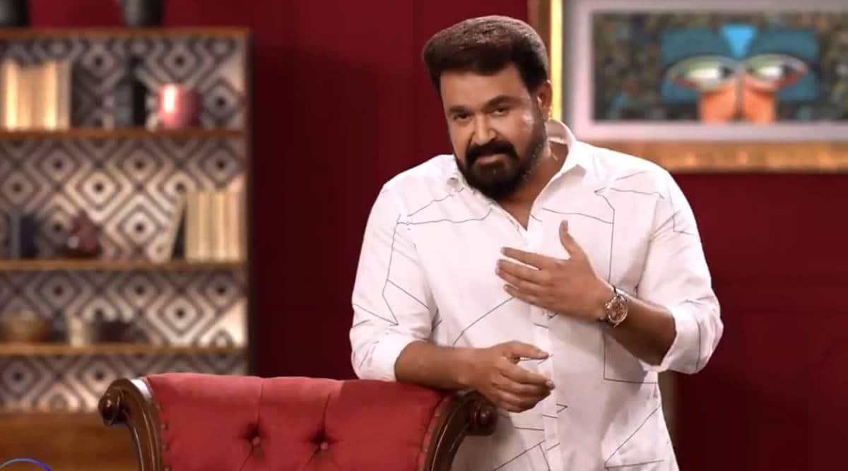 Mohanlal Bigg Boss Malayalam