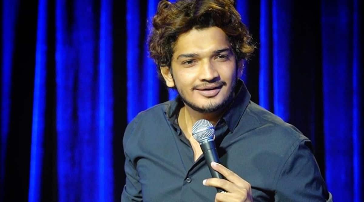 Munawar faruui arrest, stand up comedian arrest, prakhar Vyas, Nalin Yadav, indian express