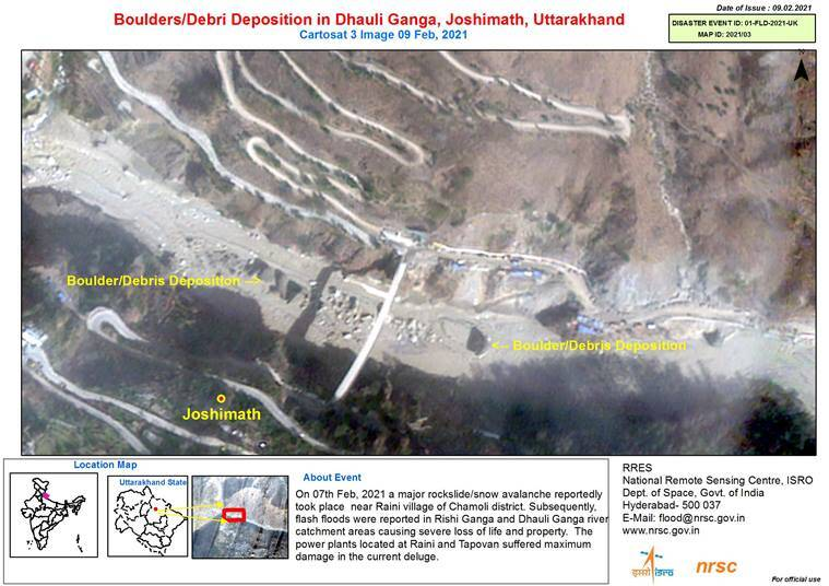 uttarakhand flash floods, uttarakhand floods, uttarakhand glacier burst, uttarakhand glacier, tapovan tunnel, uttarakhand rescue operations, indian express news