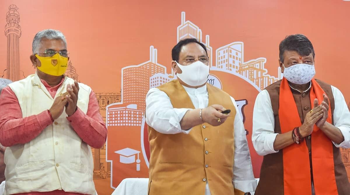 JP Nadda, BJP, West Bengal election