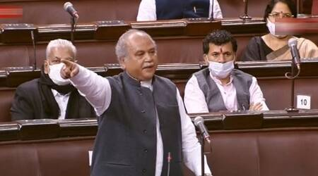 Global Hunger Index, Narendra Singh Tomar, Agriculture Minister, Concern Worldwide and Welthungerhilfe, India's hunger level, india news, indian express