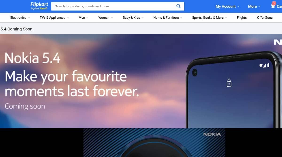 Nokia 5.4, Nokia 5.4 india launch, Nokia 5.4 price, Nokia 5.4 features, Nokia 5.4 specs, Nokia 5.4 specifications, Nokia 5.4 india launch date, Nokia 5.4 price, Nokia 5.4 price in india, Nokia 3.4, Nokia 3.4 india launch, Nokia 3.4 price, Nokia 3.4 price in india, Nokia 3.4 specs