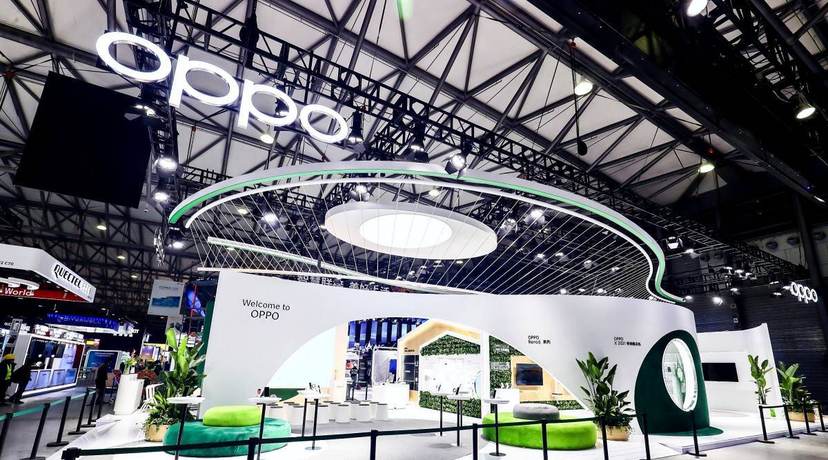 Oppo 125W flash charger, Oppo X 2021 rollable phone, Oppo MWC 2021, Oppo MWC Shanghai 2021, Oppo flash charging, Oppo VOOC flash charging