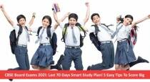 CBSE Board Exams 2021: Last 70 Days Smart Study Plan! 5 Easy Tips To Score Big