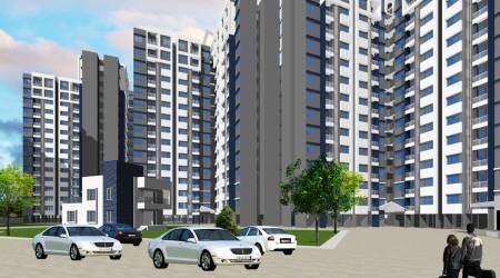 Pune city news, Pune PMAY flats, PMAY urban flats lottery, Pimpri chinchwad PMAY flats, Indian express