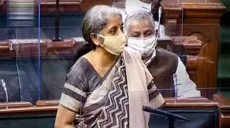 nirmala sitharaman, finance minister nirmala sitharaman
