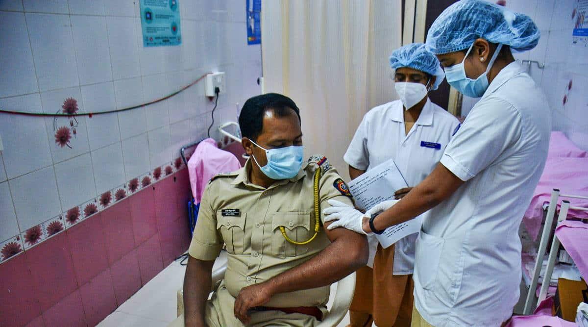 Maharashtra covid vaccination, Maharashtra news, Rajesh Tope, Maharashtra covi cases, Maha health minister, Mumbai news, Indian express
