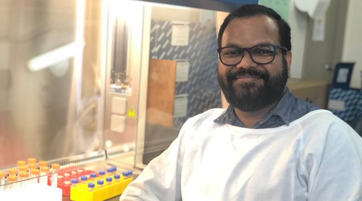 Covid testing Australia, Kerala-born scientist, Sudhi Payyappat, who is Sudhi Payyappat, Coronavirus vaccine, Kerala news, Indian express news