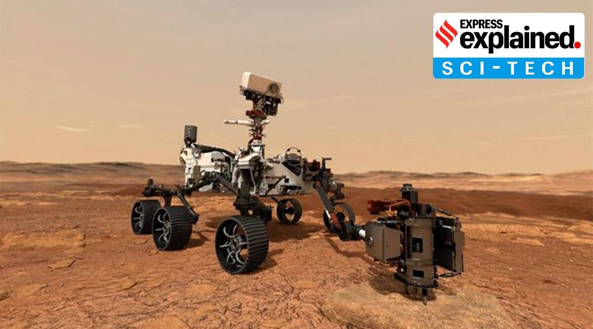Explained: NASA's Perseverance rover landing on Mars, and what makes landing on the Red Planet difficult - The Indian Express