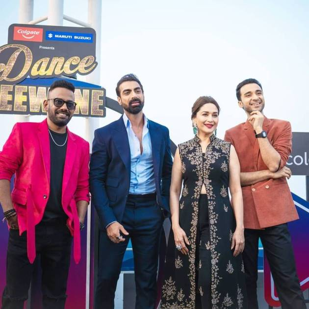 dharmesh dance deewane season 3
