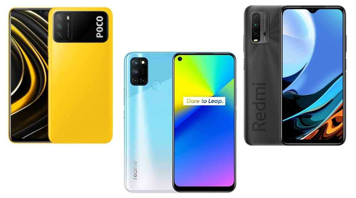 Poco M3, Realme 7i, Redmi 9 Power, poco m3 vs, poco m3 price, poco m3 price in india, poco m3 specs, poco m3 camera, poco m3 performance