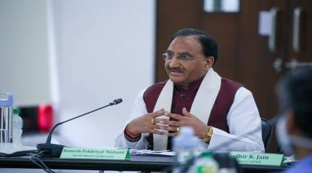 Ramesh Pokhriyal, education news, IIT news, iit gandhinagar news, education news
