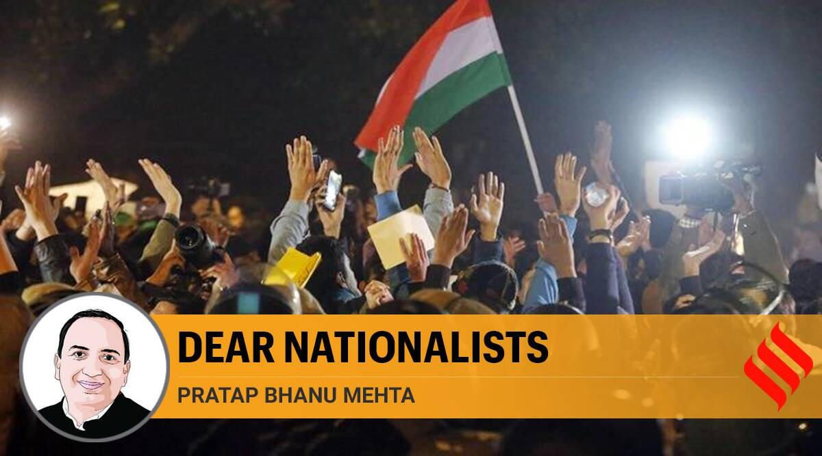 India nationalism, new India nationalism, PB Mehta column, Pratap Bhanu Mehta writes, New India nationalism, Rihanna farmers tweet, Greta Thunberg farmers protest, farmers protest india, Indian express opinion