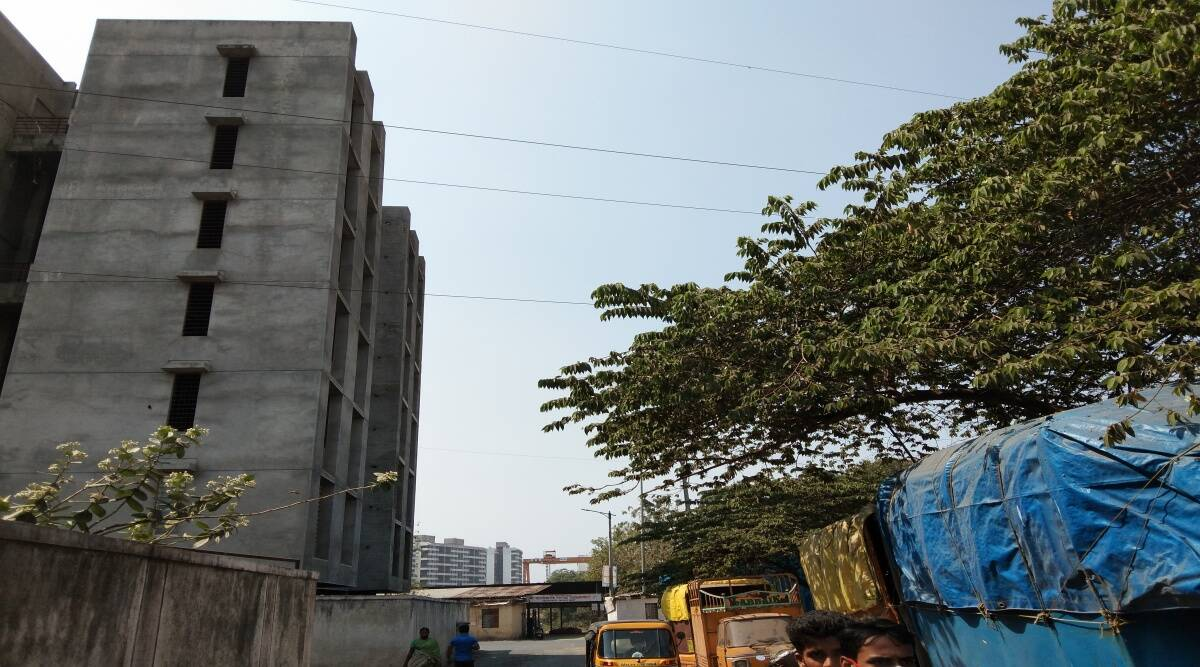 PCMC, residential zone