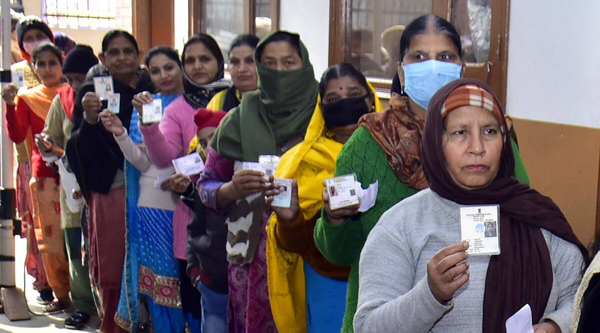 Punjab local body polls, Punjab polls, Punjab elections, Punjab farmers protest, Punjab news, Indian Express
