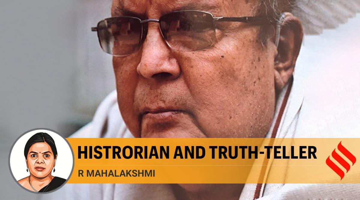 D N Jha, Historian D N Jha, D N Jha indian historian, D N Jha death, D N Jha obituary, indian express opinion