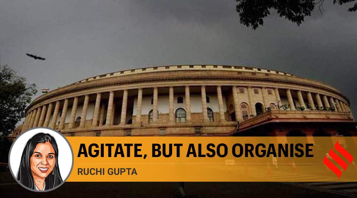 Farm Bills 2020, Farm Bills 2020 protest, Modi govt, Congress on Modi govt, NRC protests, Opposition protests, Indian express column