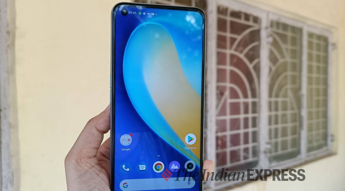 Realme Narzo 30 Pro 5G, Narzo 30A and Buds Air 2 launched: Price, specifications, sale date - The Indian Express
