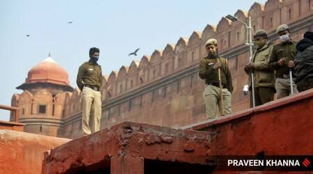Red Fort, Republic day