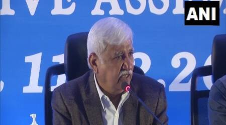 Sunil Arora, Chief Election Commissioner