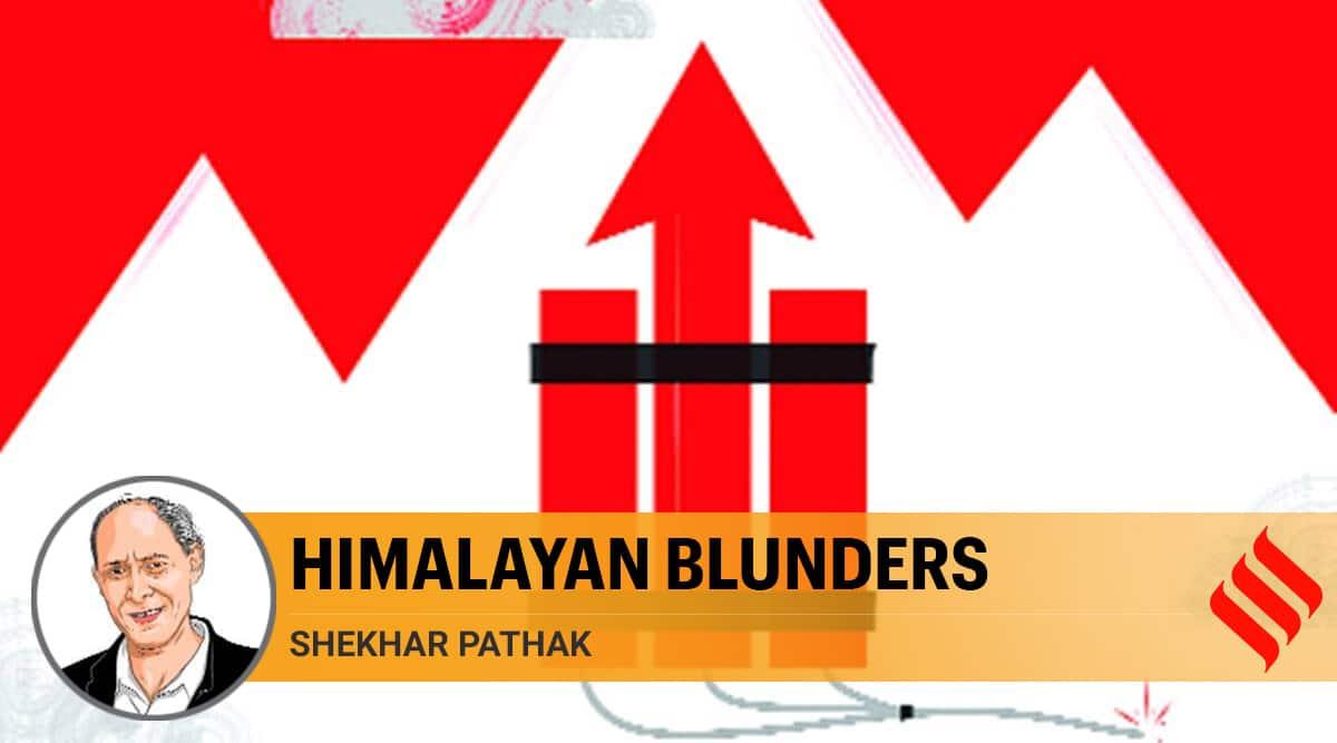 Uttarakhand floos, Natural calamities, Kedarnath floods, Mindless development, mountain system's fragility, glacial behaviour, climate change, Chamoli disaster, Indian express opinion