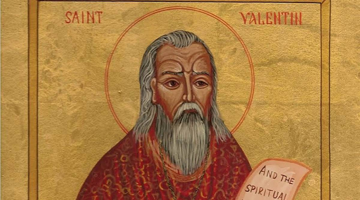 Saint Valentine, who was Saint Valentine, indian express news