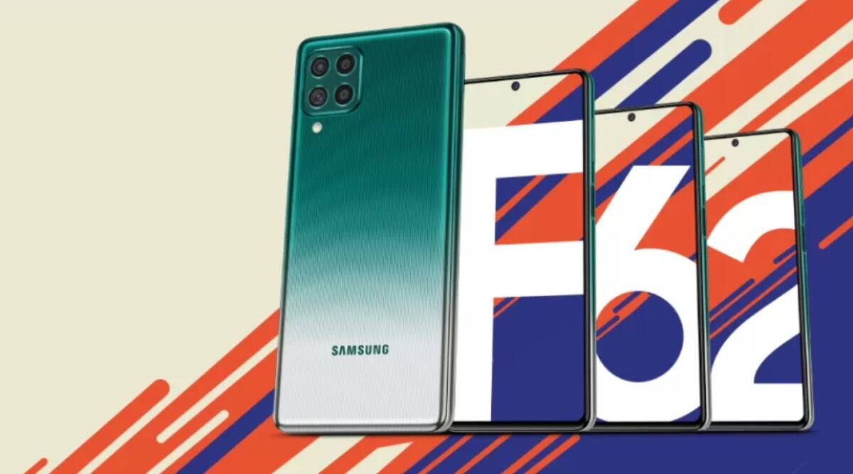 Samsung Galaxy F62, Samsung,