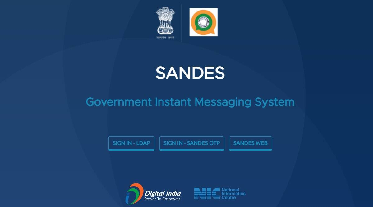 Sandes app: finer than WhatsApp? What regarding user data? we have a tendency to answer your queries