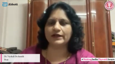 "Dr. Vaishali Deshmukh: ""What is hypothyroidism?"""