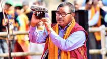 Meet Sikari Tisso, the man on a life-long mission to document the Karbi language