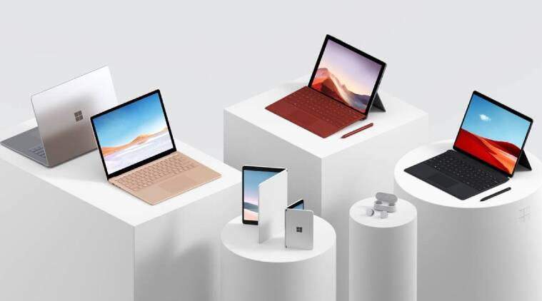 Microsoft Surface, Surface Pro, Surface Laptop, Microsoft Surface Duo India, Surface devices, Apple MacBook vs Microsoft Surface, Amrita Sapre Microsoft, exclusive interview